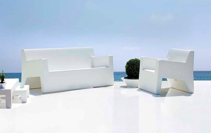 Divani da esterno in resina terminali antivento per for Divani per esterno offerte