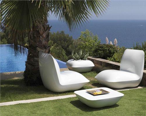 Divani Esterno : Divani circolari da esterno idee per il design della casa